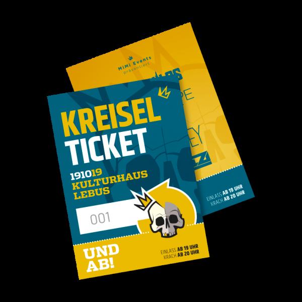 Ticket 2019